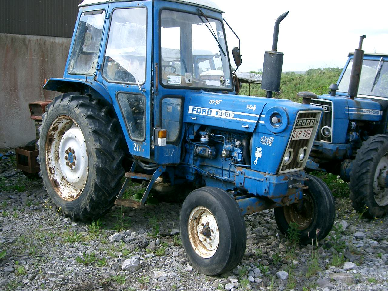 ... Ford 6600 Tractor Parts ...