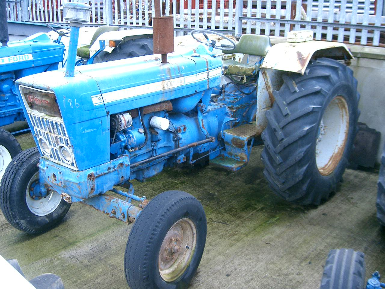 Ford 6000 Tractor Parts Online Parts Store Helpline 1