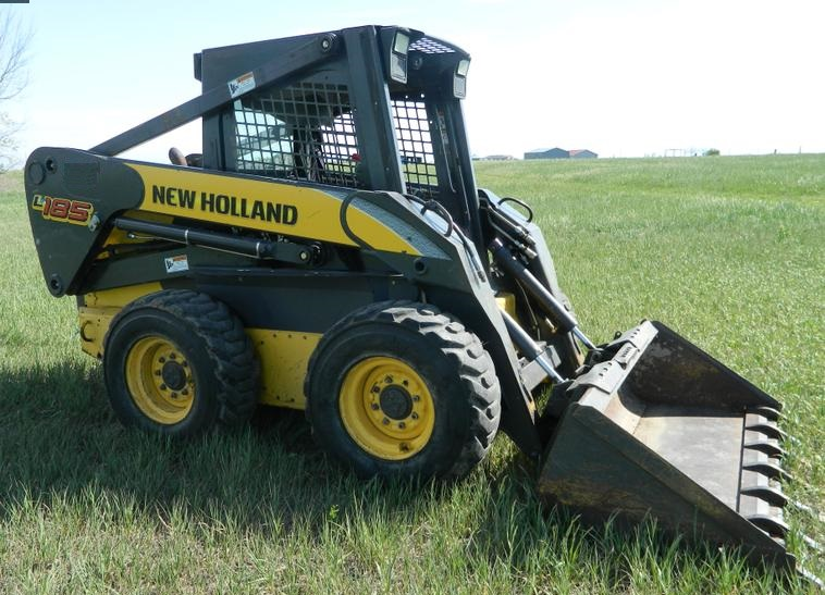 New Holland L185 Skid Steer Parts Store Online Parts Store