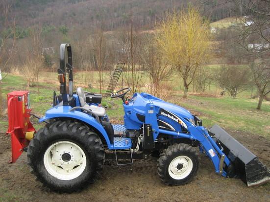 holland tc tractor parts  parts store alma